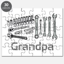 Grandpa, DIY Tools. Puzzle
