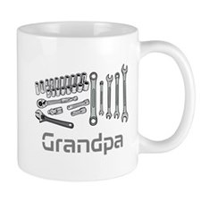 Grandpa, DIY Tools. Mug