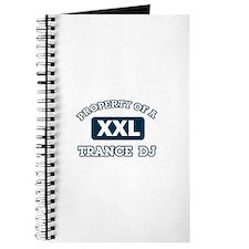 Property of Trance DJ Journal