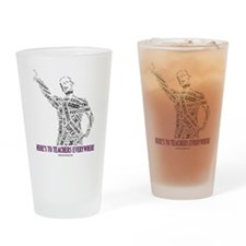 Male Everywhere Torso Drinking Glass