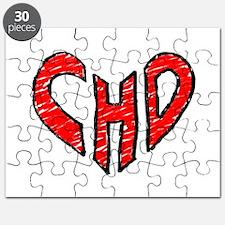 chd 2012 heartwalk Puzzle