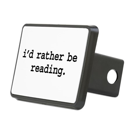 idratherbereadingblk.png Rectangular Hitch Cover