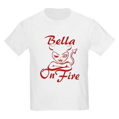 Bella On Fire T-Shirt