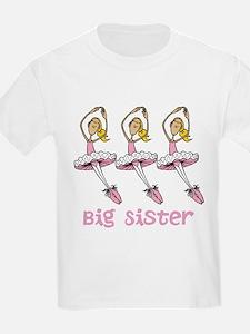 Big Sister, Ballet Dancers. T-Shirt