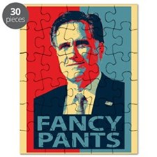 Mitt Romney Fancy Pants Puzzle