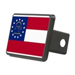 Georgia.png Rectangular Hitch Cover