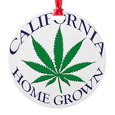 californiahomegrownshirt.png Ornament