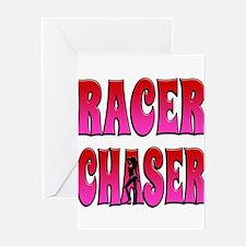 racerchaser2 Greeting Card
