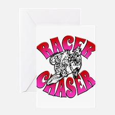 racerchaser3 Greeting Card