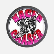 racerchaser3 Wall Clock