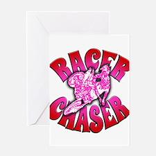 racerchaser4 Greeting Card