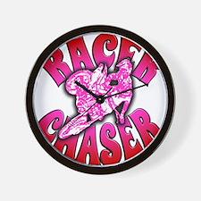 racerchaser4 Wall Clock