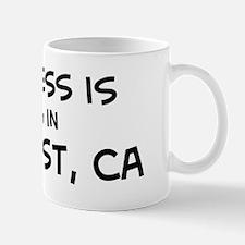 Pinecrest - Happiness Mug