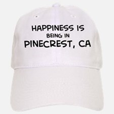 Pinecrest - Happiness Baseball Baseball Cap