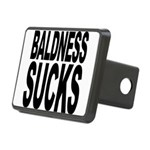 baldnesssucksblk.png Rectangular Hitch Cover