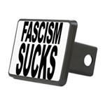 fascismsucks.png Rectangular Hitch Cover