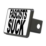 fascistssuck.png Rectangular Hitch Cover