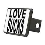 lovesucksblk.png Rectangular Hitch Cover