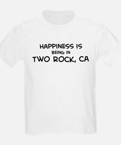 Two Rock - Happiness Kids T-Shirt