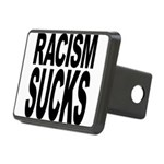 Racism Sucks Rectangular Hitch Cover