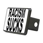 racismsucks.png Rectangular Hitch Cover