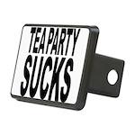 teapartysucks.png Rectangular Hitch Cover