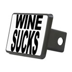 winesucks.png Rectangular Hitch Cover