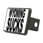 wyomingsucks.png Rectangular Hitch Cover