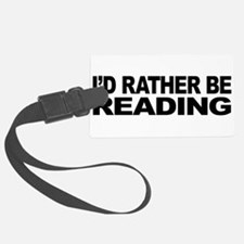 mssidratherbereading.png Luggage Tag