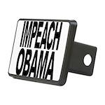 impeachobama.png Rectangular Hitch Cover
