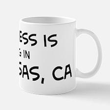 Calabasas - Happiness Small Small Mug