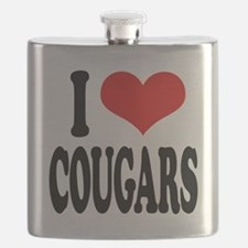 ilovecougarsblk.png Flask