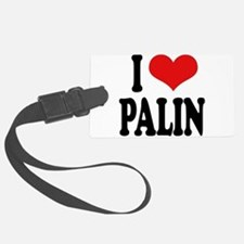 ilovepalinblk.png Luggage Tag