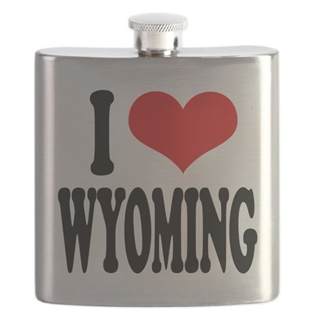 ilovewyomingblk.png Flask