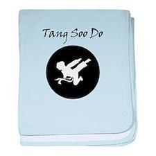 Tang Soo Do Boy baby blanket