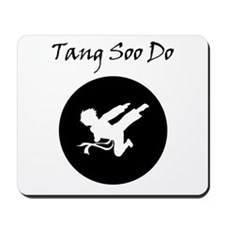 Tang Soo Do Boy Mousepad
