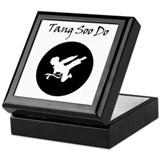 Tang soo do Keepsake Boxes