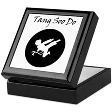 Tang Soo Do Boy Keepsake Box