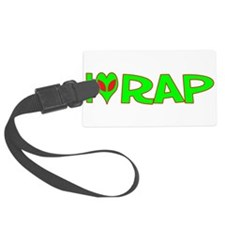 ialienloverap.png Luggage Tag