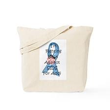 Fighting SIDS (Addi) Tote Bag