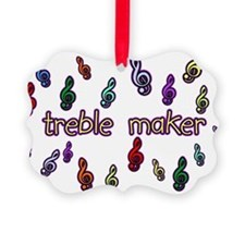Treble Maker Ornament