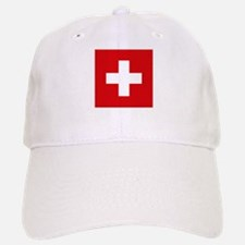 Switzerland Flag Baseball Baseball Cap
