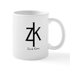 The Zack King Band Mug