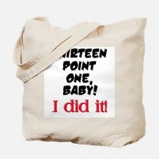 Thirteen Point One Baby Tote Bag