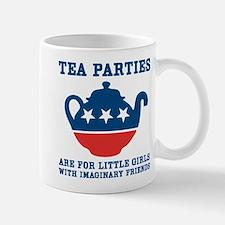 Tea Parties Mug