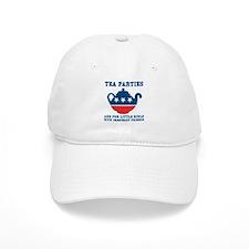 Tea Parties Baseball Cap