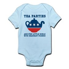 Tea Parties Infant Bodysuit