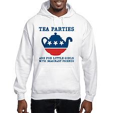 Tea Parties Hoodie