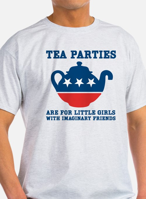 Tea Parties T-Shirt
