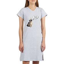Catnip Always Gone Women's Nightshirt